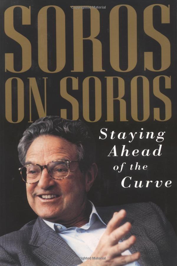 Amazon.com: Soros on Soros: Staying Ahead of the Curve (9780471119777): George Soros: Books