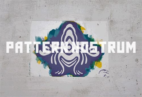 NORMOGRAPH MASK: stencil matrix tools by Chiara Lanzillotta #patterndesign #stencil #art #painting