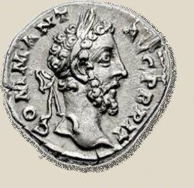 161 - 180 CE: Roman Emperor    Commodus Antoninus