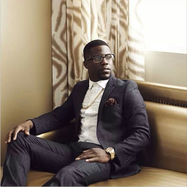 Kevin Hart in GQ