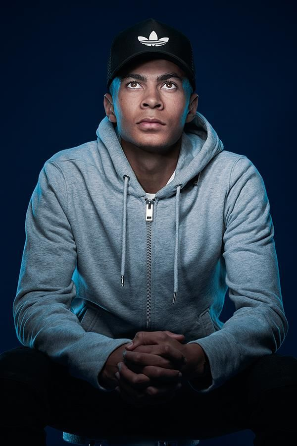 Dele Alli portrait for FS magazine ()