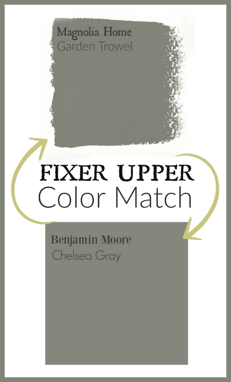 Fixer Upper Paint Colors 25 Pinterest