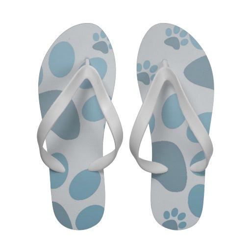 Paws Flip Flops