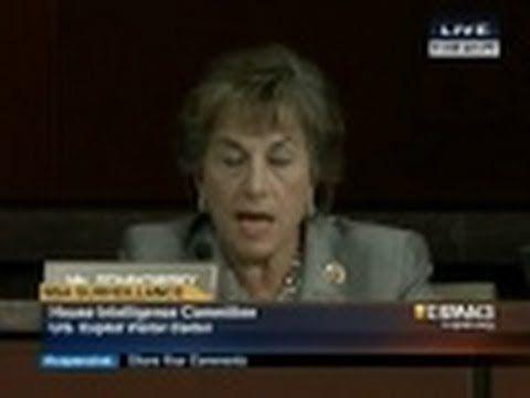 Dem Rep. Jan Schakowsky Calls Out #NSA Head for Implying NSA Opponents Aren't Patriots #news #politics #spying #congress #dc #p2 #uniteblue
