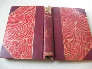 The Scarlet Letter and The House of the Seven Gables 2 Nathaniel Hawthorne Novels in one Vintage Volume by ShopWithLynne for $7.00