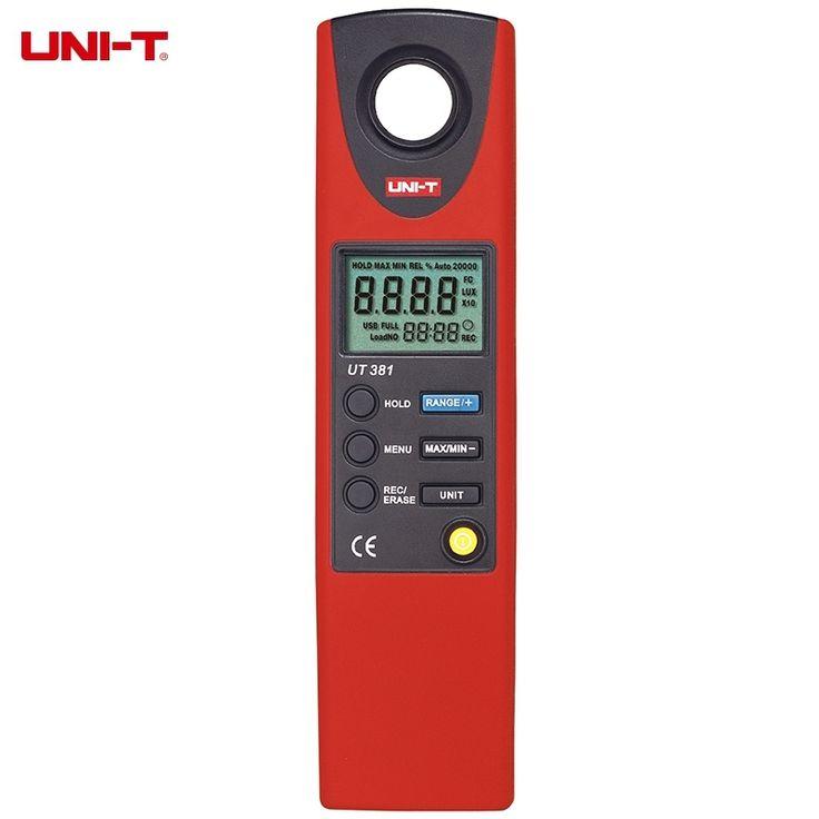 37.74$  Watch here - http://ali220.shopchina.info/go.php?t=32805873974 - UNI-T UT381 Illuminometers LUX & FC Measurement Data Logging Level Measuring Instruments 37.74$ #magazine