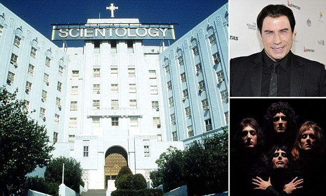 Going Clear documentary claims to reveal secrets of Scientology religion It alleges the church has a 'blackmail file' on John Travolta from auditing sessions and members are thrown into 'The Hole' to confess their crimes and vie for places by playing musical chairs to Bohemian Rhapsody Sylvia 'Spanky' Taylor said people worked for 30 hours in prison camps Scientologists rejected allegations saying they are from 'admitted liars'