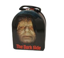 Star Wars Tin School Lunchbox Lunch Box Bag - The Dark Side