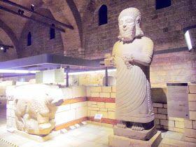 Anadolu Medeniyetleri Müzesi'nde Frigler