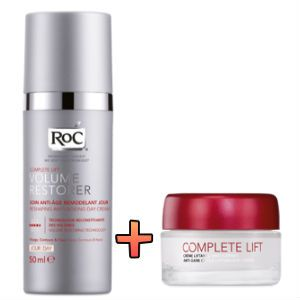 Roc Promo Volume Restore Day 50ml + Complete Lift eyes 15ml
