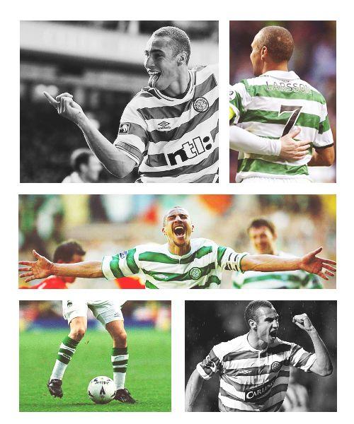 """"""" football meme » favourite forward ↳ henrik larsson (celtic fc, sweden nt) """""""