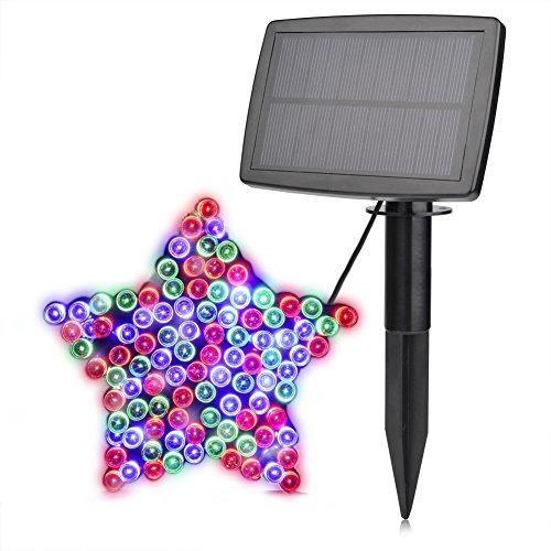 Oferta: 18.99€ Dto: -58%. Comprar Ofertas de ledgle 88.6ft 27m Cadena de iluminación de 220 LED al aire libre luz de la secuencia accionada solar de la decoración de Navi barato. ¡Mira las ofertas!