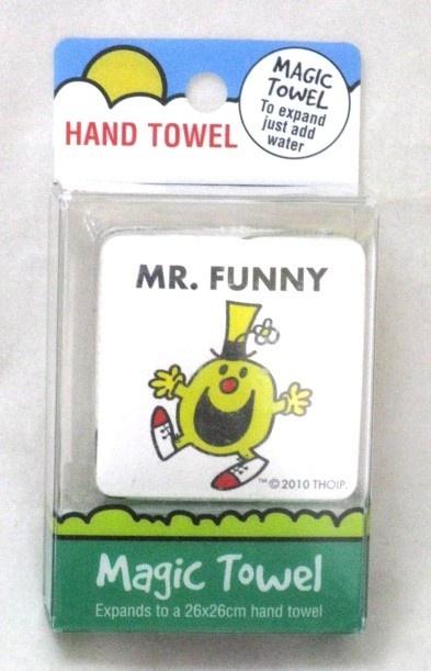 Magic Face Washers Little Miss/Mr Men $6.95