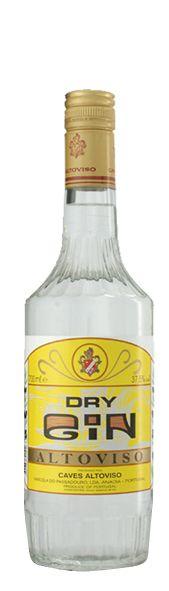 Dry Gin Altoviso