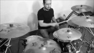 https://famous.perfectinter.net/v/4631 Charlie with a drum cover of The Police- Wrapped Around Your Finger