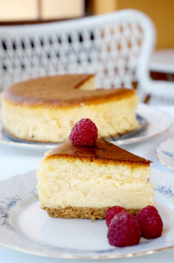 Mükemmel Cheesecake Yapmak için bilmeniz gereken herşey... New York Style Cheesecake