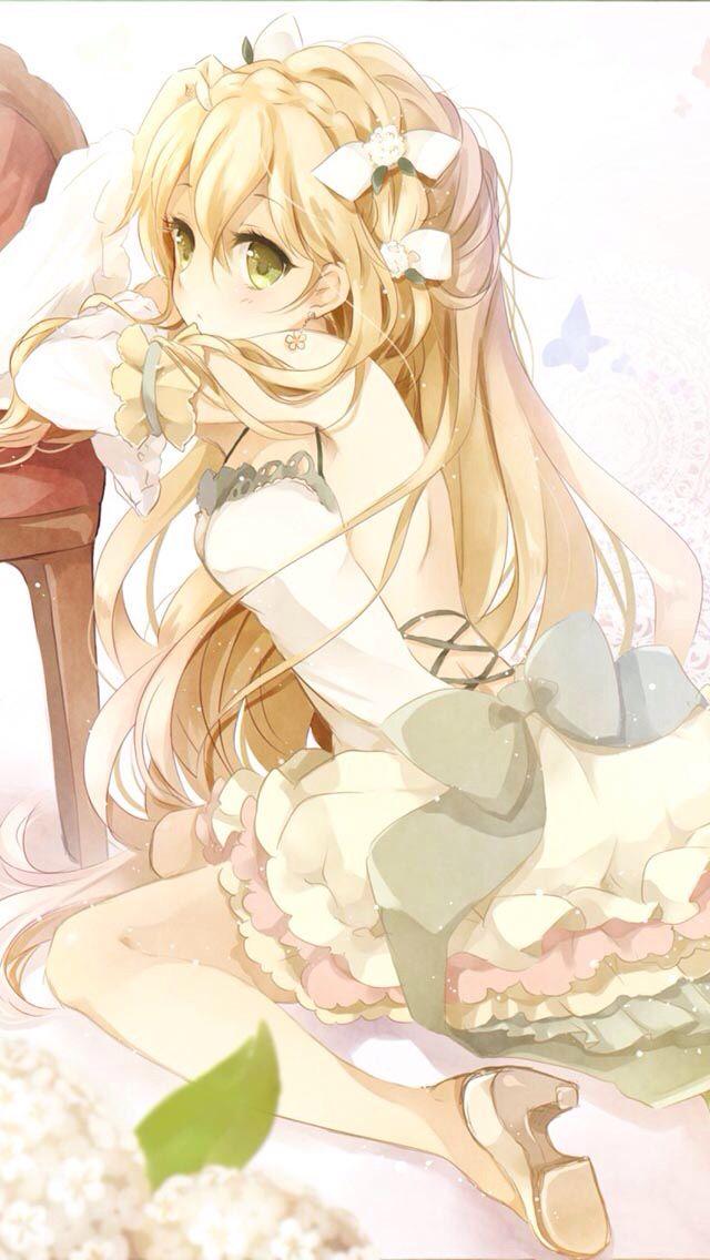 31 best Anime Girl images on Pinterest Anime girls, Anime art