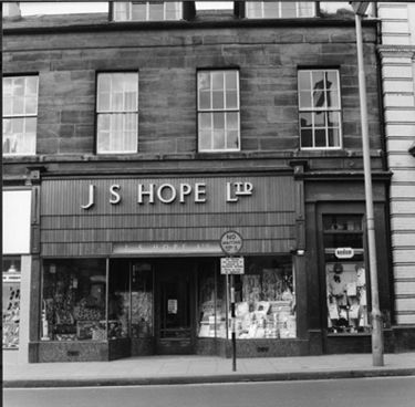 Carlisle, Botchergate. J S Hope ltd