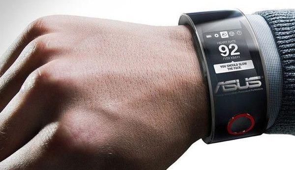 La smartwatch d'Asus pourra détecter les mouvements !