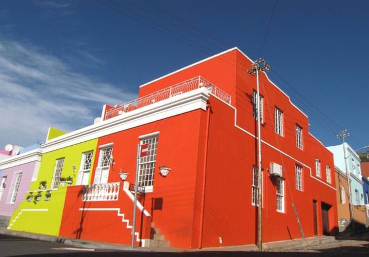 Quartiere musulmano di Bo-Kaap - #CapeTown | Case coloniali colorate e moschee che costeggiano le strade lastricate