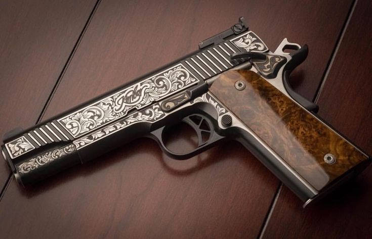 """2,556 Likes, 7 Comments - William H. (@weaponsdaily) on Instagram: """"@Sully.Photo's custom Kimber 1911."""""""