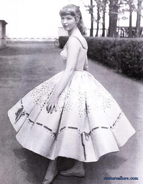 Marina Vlady 1954