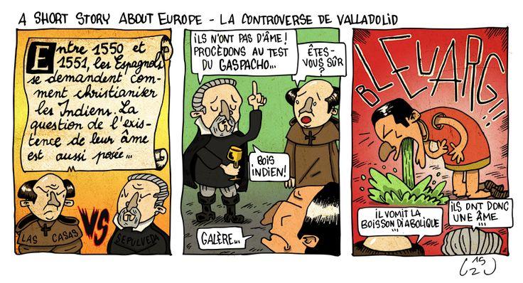uzunagaz: A short story about Europe - Les Indiens ont-ils u...