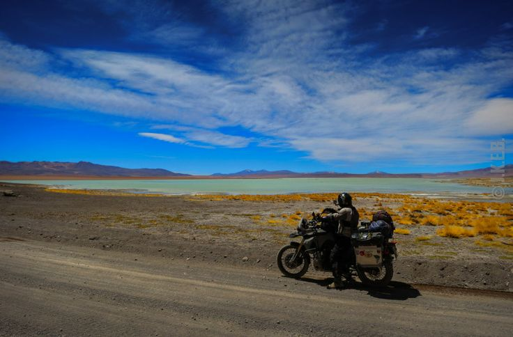 Bolivian Altiplano, riding the lagunas route  http://roadspirit.wordpress.com/2013/03/14/bolivian-altiplano-lagunas-route/