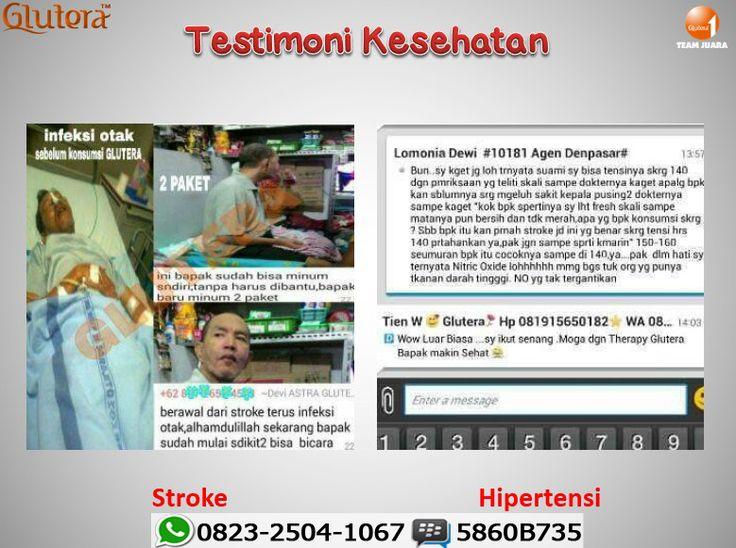 testimoni kesehatan