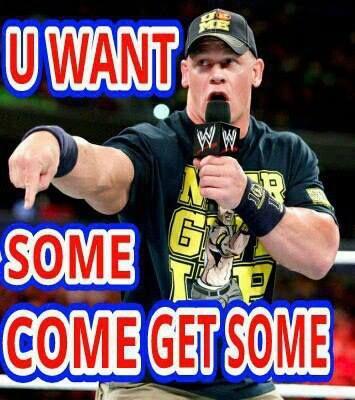 John Cena ♥♥♥ WWE