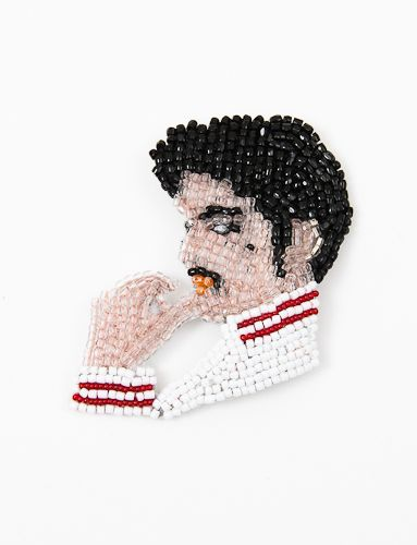 Marianne Batlle Brooches: Prince