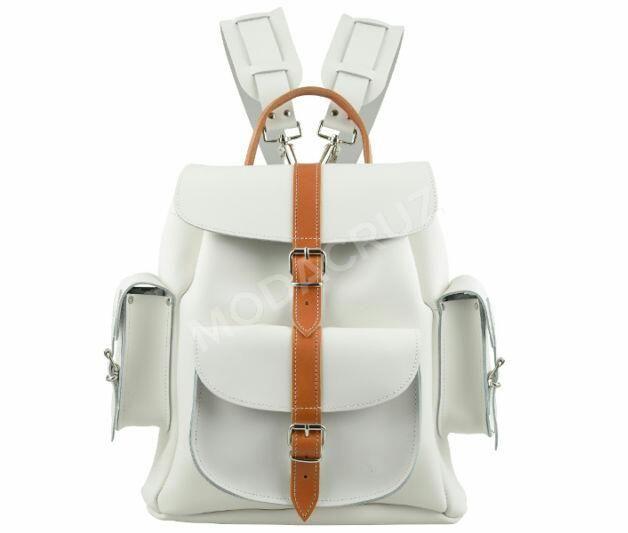 Beyaz Beymen Collection Sırt Çantası 3172678 0GRAFEA  www.grafea.com #leather #backpack #fashion #bag #moda #derisırtçanta #blog #tarz #seyahat #alışveriş #mağaza #stil
