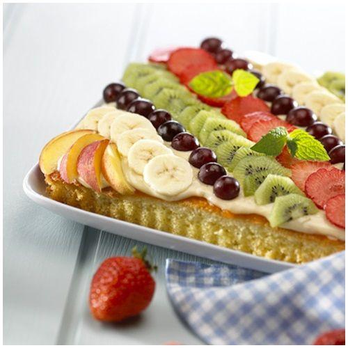 Den Store Frugttærte
