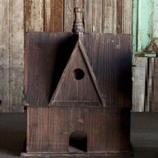 Unique Bird Houses | Wooden Bird Houses