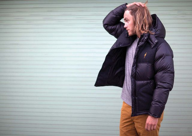 Fall Winter '13 Collection Darkness Down Jacket 1972 SS Pocket Tee Wessen Pants