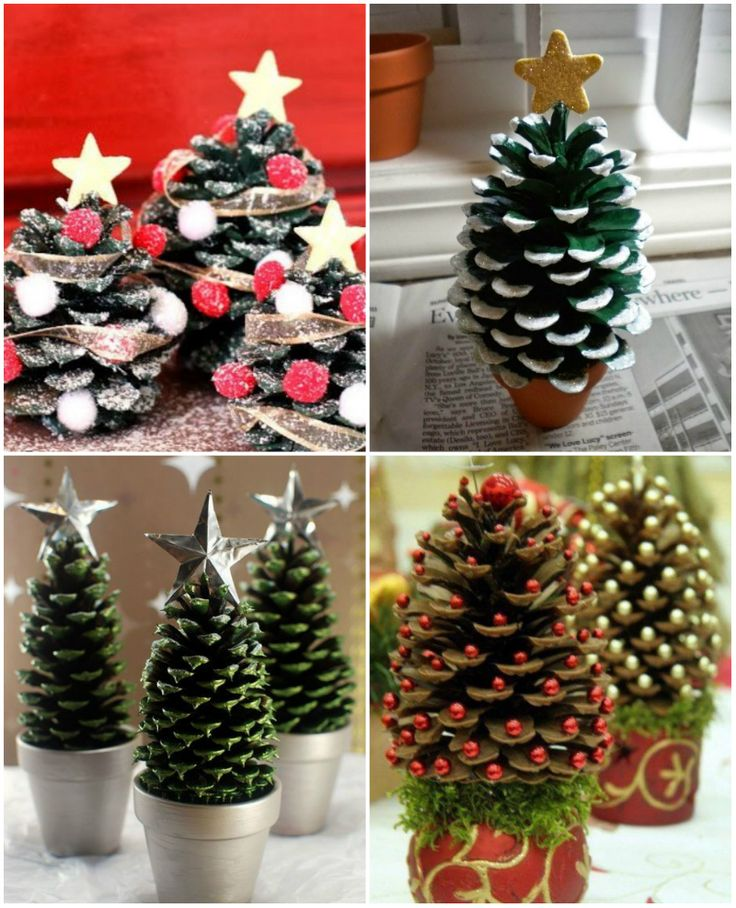 And you thought pinecones are of no use? Well, with their help, you can save a lot of money by making your very own decorations. Just collect a few pinecones and try taking ideas from here to...