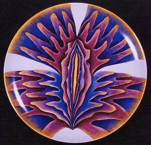 Judy Chicago  www.artexperiencenyc.com