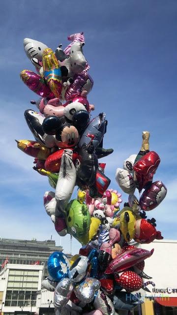 No Vappu withougt baloons