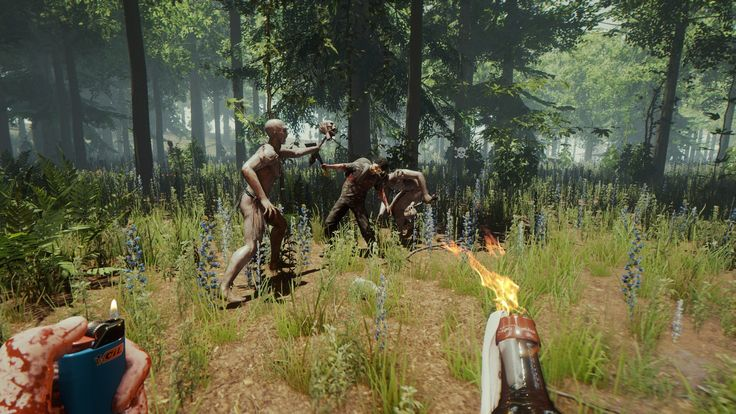 The Forest Emerges From Steam Early Access April 2018 - https://techraptor.net/content/forest-emerges-early-access-april-2018 | Endnight Games, Endnight Games Ltd, gaming, gaming news, news, Open World, PC, playstation 4, survival, The Forest