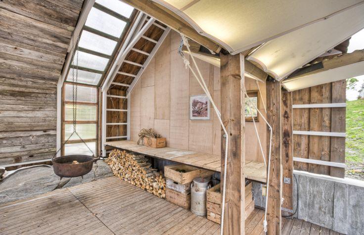 Naust paa Aure | TYIN tegnestue Architects