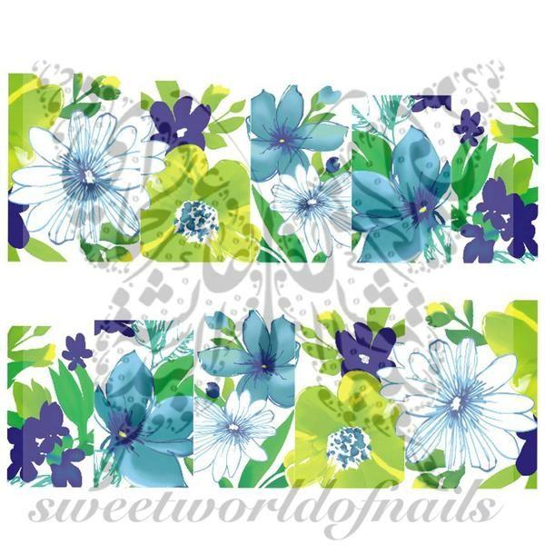 100 best Full Wraps / Patterns / Shapes Nail Art images on Pinterest ...
