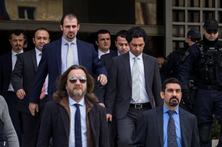 Die acht türkischen Soldaten in Griechenland werden nicht ausgeliefert. Das Oberste Gericht in Athen stellt der Türkei mit seinem Urteil ein verheerendes Zeugnis aus.