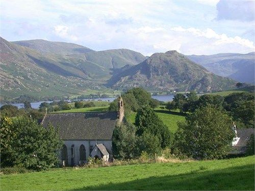 Loweswater-St Bartholemew, where my ancestors lived