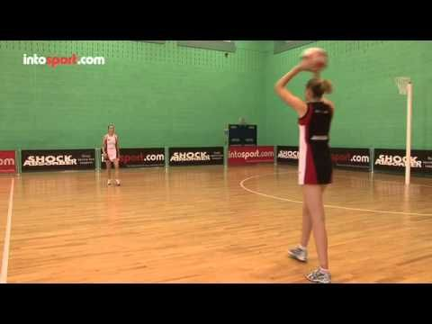 Overhead Passing Netball Drills In this video we'll show you a netball drill to improve your overhead passing. This is a great drill to work on passing and ball movement.