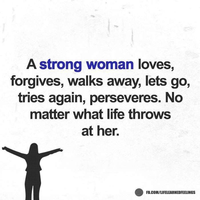 A Strong Woman Loves Forgives Walks Away Quote: 1000+ Try Again Quotes On Pinterest