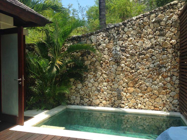 Private plunge pool in Semara, Bali