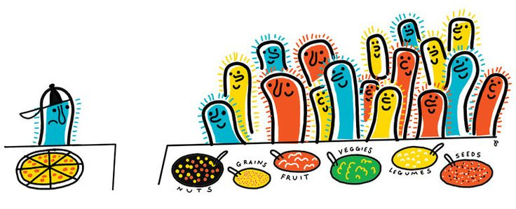 What you eat can affect the microbes in your gut — and your long-term health.