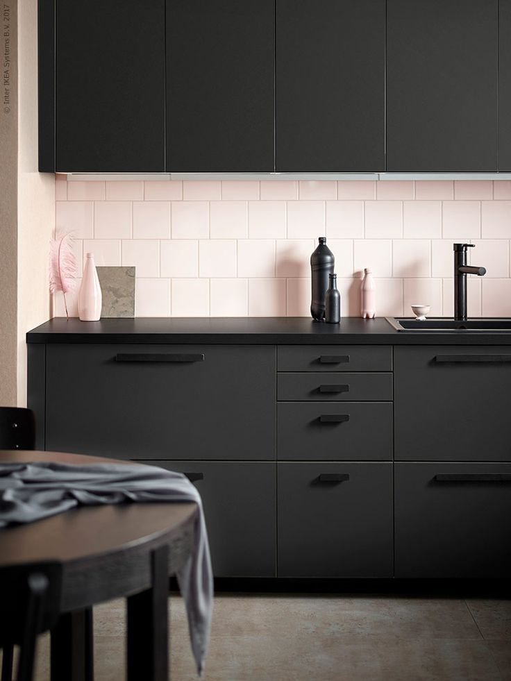 Ikea Kitchen Cabinets Black 81 best ikea kitchen black images on pinterest   ikea kitchen