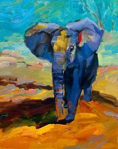 Marsha Heimbecker, Bay Area artist---Love this