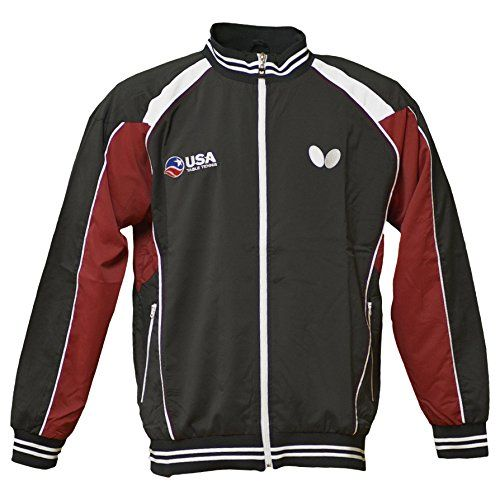 Butterfly Table Tennis USA Table Tennis Team Jacket